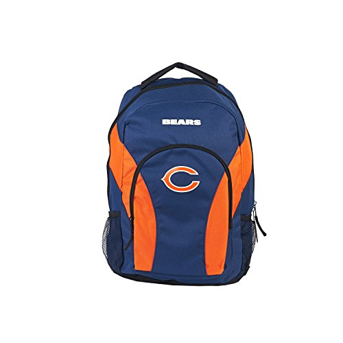 Officially Licensed NFL Chicago Bears Draftday Backpack