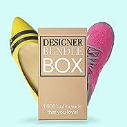 ShoeMango - VIP Subscription Box - Famous Womens Shoe Brands : 2Pk - BundleBox - Size 5.5