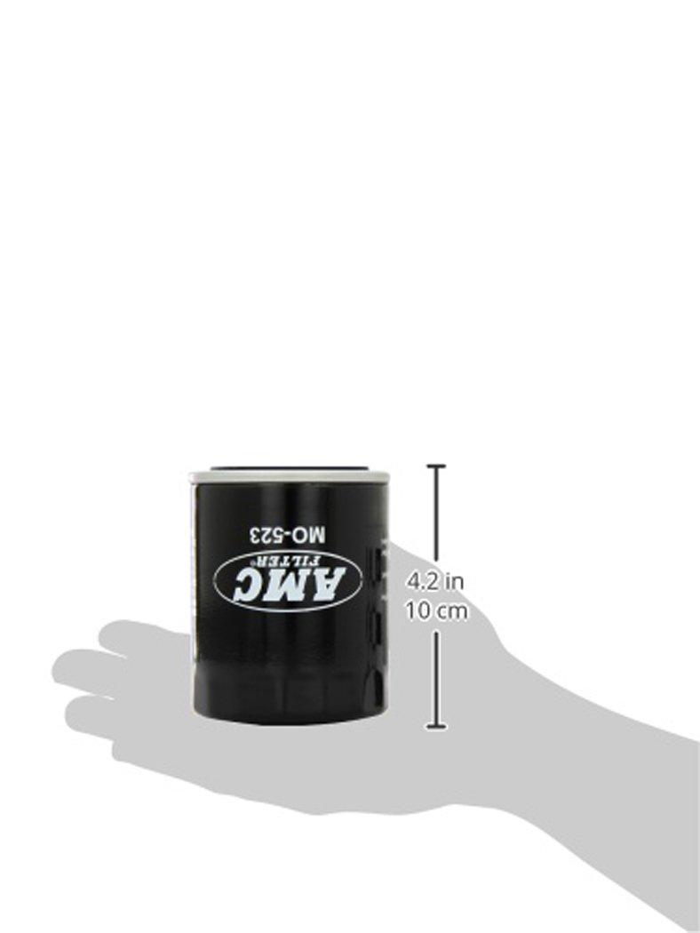 AMC Filter MO-523 Oil Filter: Amazon co uk: Car & Motorbike