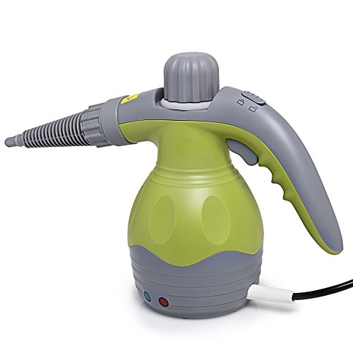 Ivation Handheld Pressurized Steam Cleaner