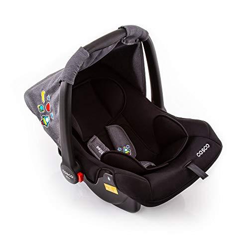 Bebê Conforto Bliss Cosco - Cinza Patch