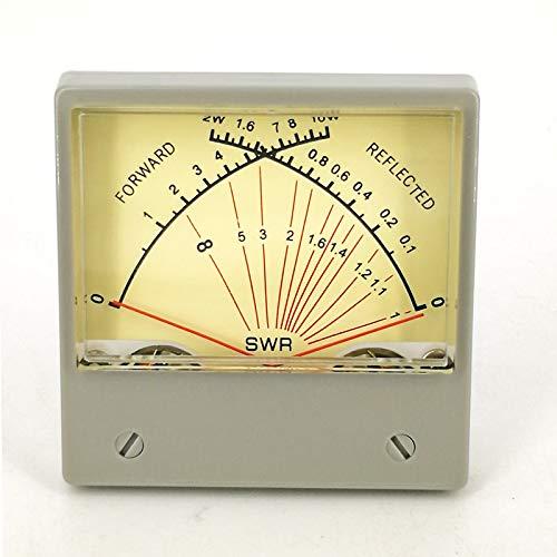 SZ-70 Panel Dual SWR Forwad/Reflected Meter 100uA VU meter ampermeters HF-RF
