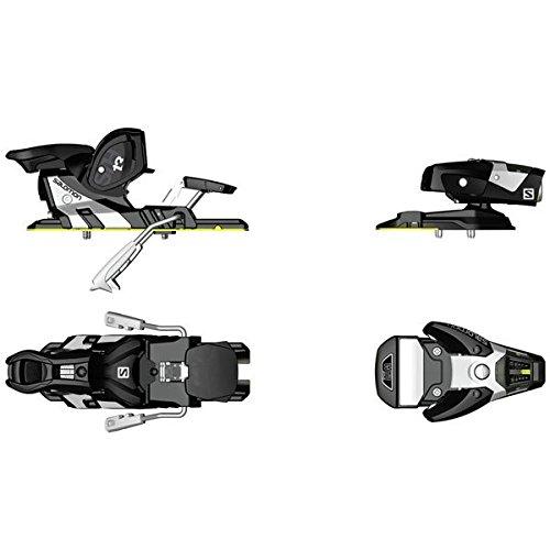 Salomon Sth2 WTR 13 Ski Bindings - 2016 - 100 Mm Brake, Black/white