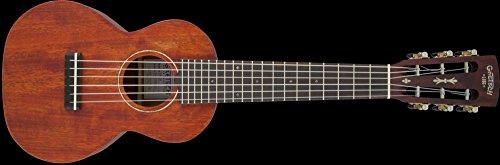(Gretsch G9126 Guitar-Ukulele - Honey Mahogany Stain)