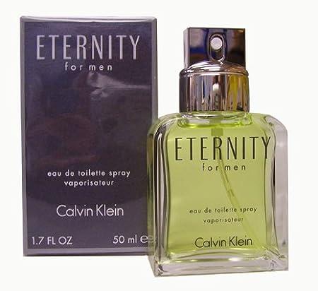 Calvin Klein eau de toilette eternity men 100 ml - vaporizador M-1082 1KH2702
