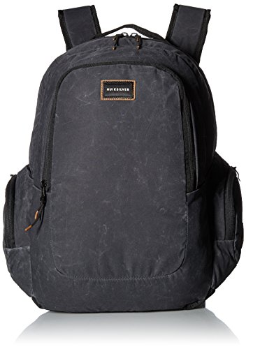 Quiksilver Unisex Schoolie Backpack, Oldy black, One Size