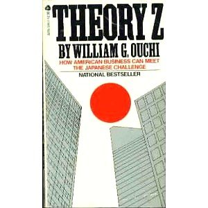 Theory Z by William G. Ouchi