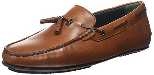 Ted Baker Muddi 3 - Mocasines Hombre Marrón - Brown (Light Brown (Chestnut))