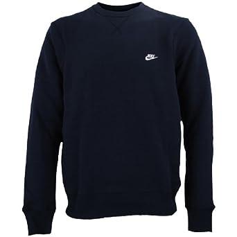 Bleu Taille Sports Et Sweat Marine Swooch M Nike 7qxw1XTnzw