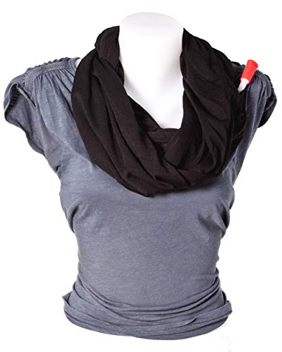 FlaskScarf with Hidden 8 Oz Bladder
