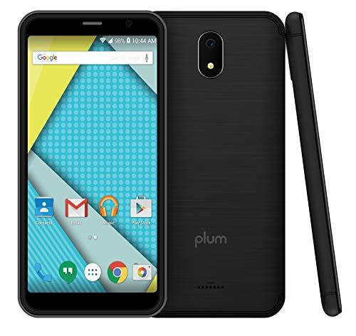 Plum Phantom 2 – Unlocked Smart Cell Phone 5.7″ Display Dual Sim ATT Tmobile Metropcs Cricket Straight Talk Simple Mobile Lyca