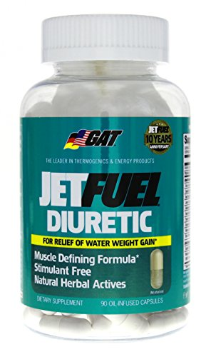 GAT Jetfuel Diuretic, Stimulant Free Muscle Defining Weight