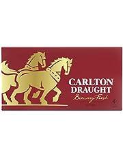 Carlton Draught Beer Case 24 x 375mL Bottles