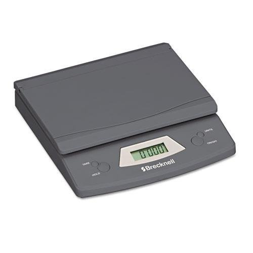 Salter Brecknell 325 Electronic Postal/Shipping Scale, 25lb Capacity, 6-1/2 x 8 Platform ()