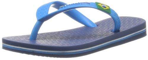 Ipanema Rio II Kids Flip Flops / Sandals-Navy Blue-13/1