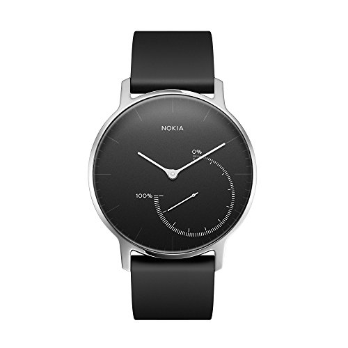 Nokia Steel  Activity & Sleep Watch black