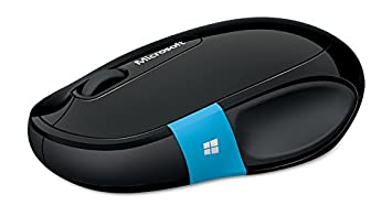 2660f7bc36c Image Unavailable. Image not available for. Colour: Microsoft Sculpt  Comfort Bluetooth Mouse