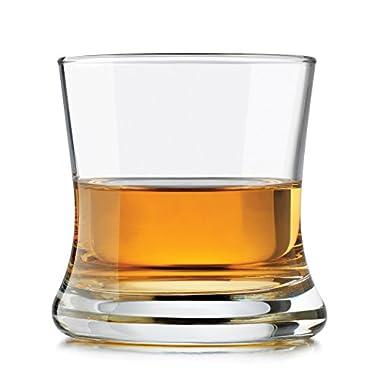 Libbey 56615 4-Piece Perfect Bourbon Glass, 8.5-Ounce