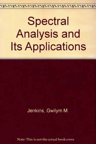 Spectral Analysis and Its Applications