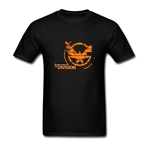 Price comparison product image Hellobabe Men's Tom Clancys The Division Design T Shirt