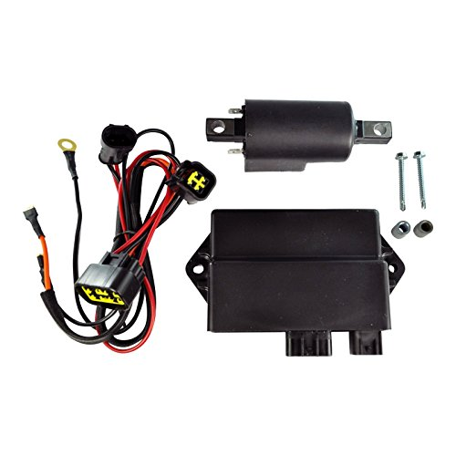 Sportsman Stator (AC to DC Ignition Conversion For CDI and Stator Polaris Sportsman 600 Carb 700 Carb 2002 2003 2004 2005)