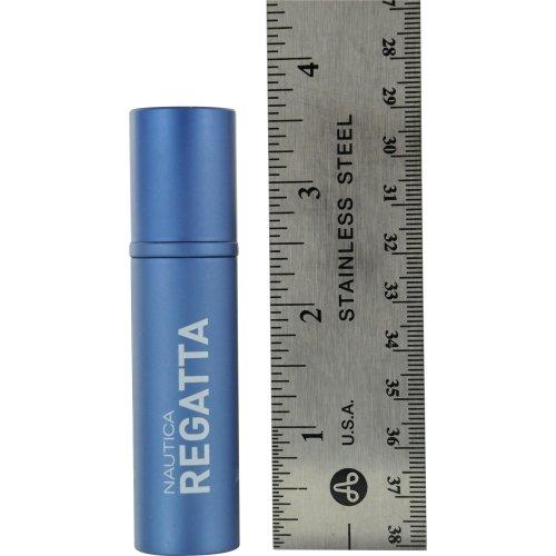 NAUTICA REGATTA by Nautica EDT REFILLABLE SPRAY .25 OZ MINI for MEN ---(Package Of 2)