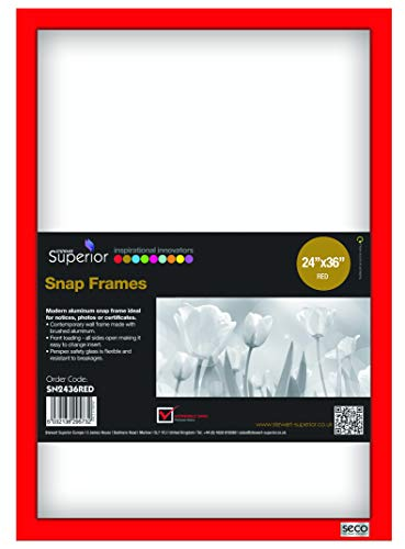 - SECO 25mm Mitred Snap Frame, 24