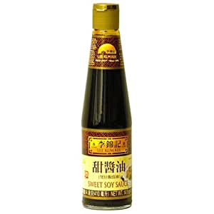 Lee Kum Kee Sweet Soy Sauce, 14-Ounce Bottle (Pack of 3)