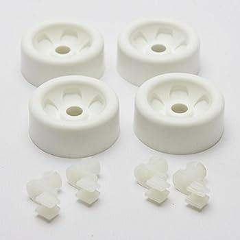 Ge WD12X271 Dishwasher Dishrack Roller, Lower Front