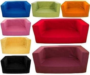 Matching Bedroom Mini Canapé Déhoussable Places En Mousse Pour - Mini canapé