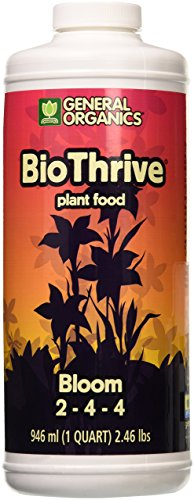GH5132 BioThrive Bloom, Quart, 1 ()