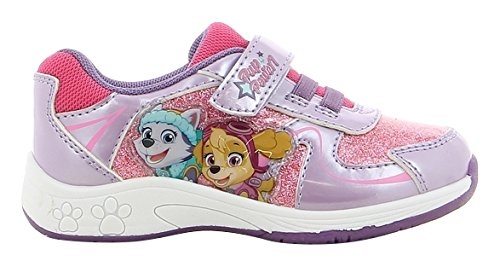 Paw Patrol Girls Kids Sport Athletic Gymnastics Shoes