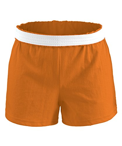 MJ Soffe Athletic Short - ORANGE Extra Small by Soffe