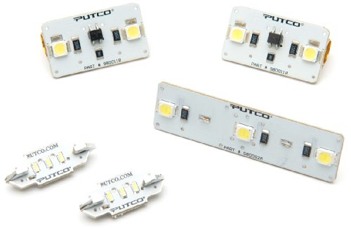 Putco 980219 Premium LED Dome Light Kit for Hyundai Santa Fe