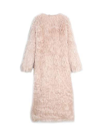 Winter Jacket Jacket Rosa1 Long Coat Fashion Coat Huixin Coat Outwear Fur Jacket Parka Men's Thick Apparel Warm Fur Coat Winter px7n1q