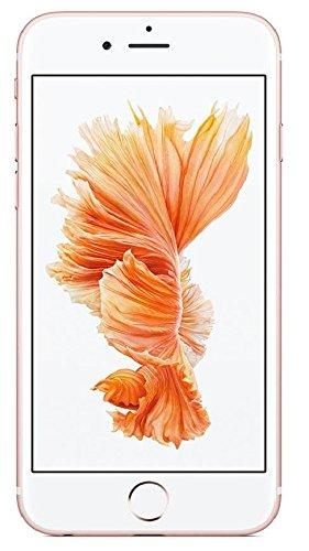 Apple iPhone 6S Plus, GSM Unlocked, 16GB - Rose Gold (Certified Refurbished)