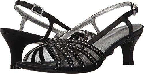 David Tate Sizzle Women's Sandal 7 C/D US Black