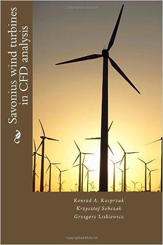 Savonius wind turbines in CFD analysis: Konrad A  Kacprzak