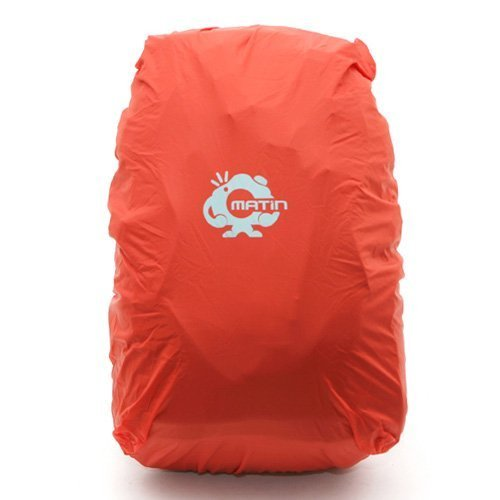 Matin Rain Cover Bag /L (40L - 60L) for Outdoor Camping Hiking Backpack Rucksack