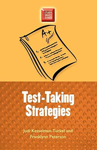 Test-Taking Strategies (Study Smart Series): winner, HomeStudy Book of 2007