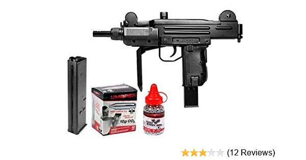 Uzi CO2 BB Submachine Gun Kit air Pistol