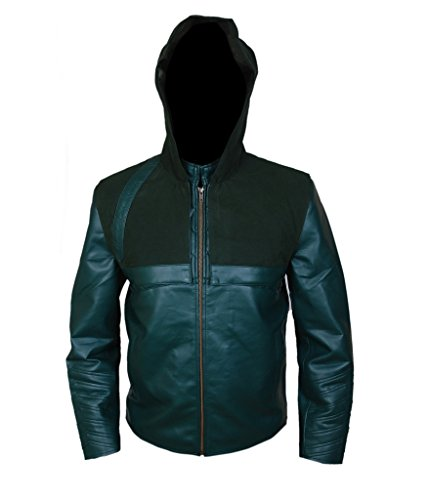 Green Men's amp;H Removable with Arrow Hood F Jacket 70wdqSn5