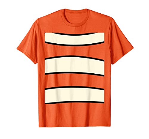 Cute Clown Fish Halloween Party Last Minute Costume Tee T-Shirt