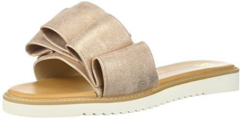Mujeres Sandalias Gold Bc Talla Piso Rose De Footwear vfaqw4