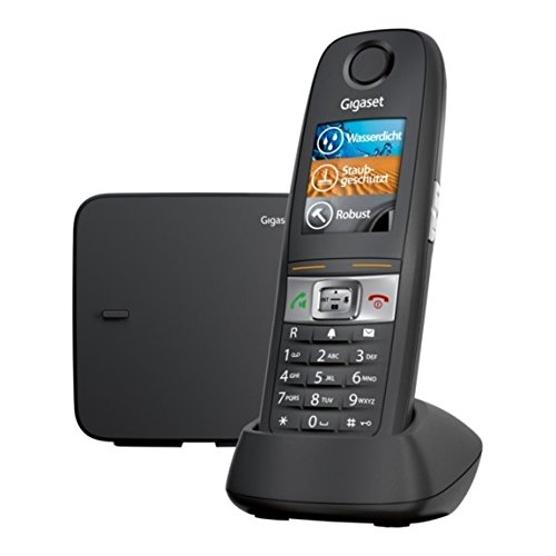 Gigaset GIGASET-E630A Splash and Shock Resistant Cordless Phone with Answering System