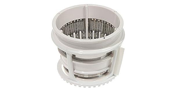 Ariete - Filtro contenedor con soporte giratorio para licuadora ...