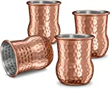 Moscow Mule Shot Glasses - 2-ounce (Set of 4)