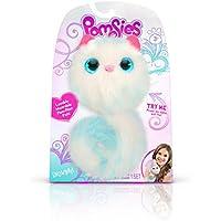 Pomsies Snowball Plush Interactive Toys (White)