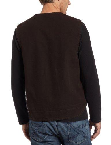 Carhartt Men's Sherpa Lined Sandstone Rugged Vest V26