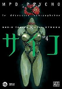 MPD Psycho, tome 4 par Tajima